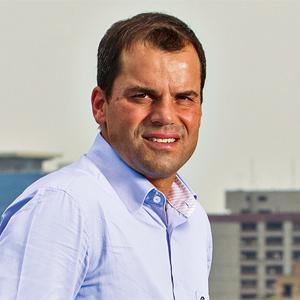 """Pedro Faria, Ceo Global da BRF: """"Teremos a opção de atuar nos segmentos de entrada"""" (Crédito:Andre Lessa/Istoe)"""