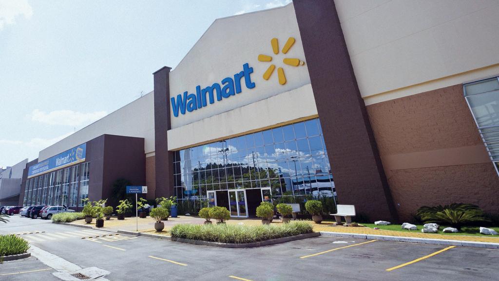Presença: para analistas, a rede de 471 lojas físicas do Walmart no Brasil é um dos pontos que justificaria o interesse da Advent na operação local (Crédito:Divulgação)