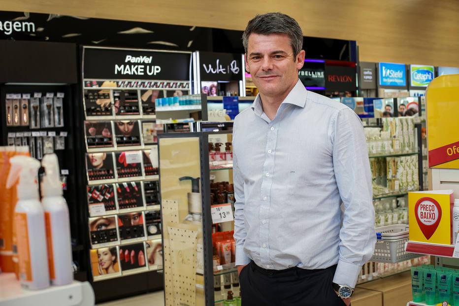 Rede gaúcha, liderada por Mottin Neto, é dona de fábrica de cosméticos Foto: TIAGO QUEIROZ/ESTADÃO