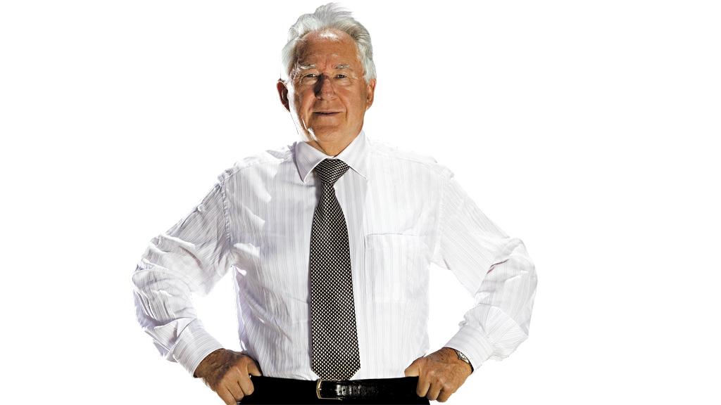 Perfil: o grupo chileno foi fundado em 1960 por Horst Paulmann (foto), que transformou a empresa na maior varejista do Chile (Crédito: Maglio Perez)